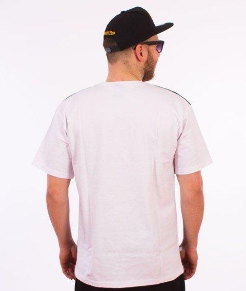 SmokeStory-Cans T-Shirt Biały/Multikolor