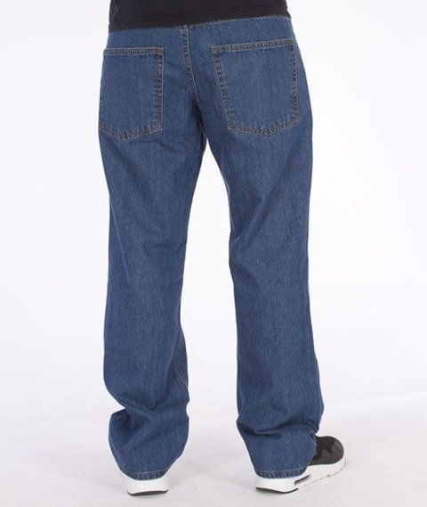 SmokeStory-Classic Regular Jeans Light Blue