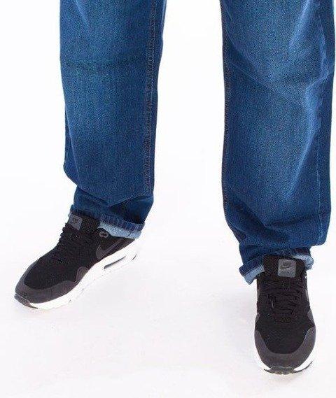 SmokeStory-Colors Regular Jeans Spodnie Wycierane