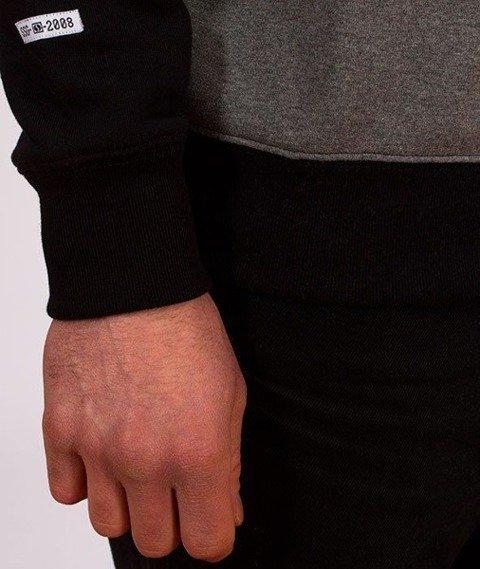 SmokeStory-Cut Bottom Bluza Czarny