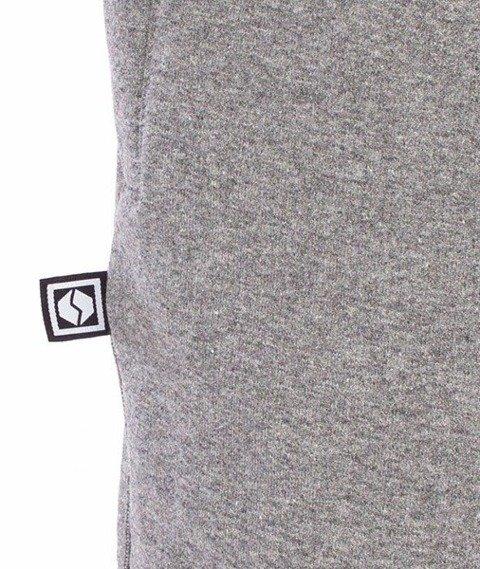 SmokeStory-Dost SSG Baggy Spodnie Dresowe Grafitowe