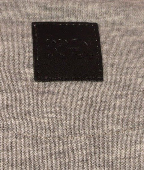 SmokeStory-Light Classic Logo ND Bluza Jasny Melanż