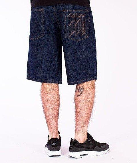 SmokeStory-Outline Krótkie Spodnie Dark Blue