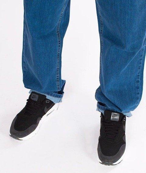 SmokeStory- SSG Classic Regular Jeans Spodnie Light Blue