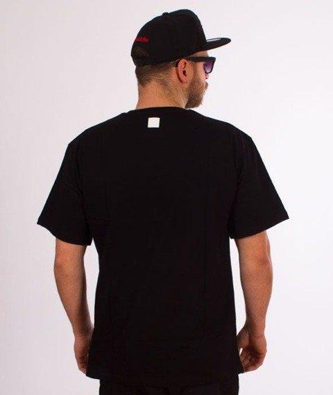 SmokeStory-SSG Cut T-Shirt Czarny