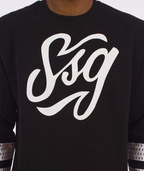 SmokeStory-SSG Tag Bluza Czarna
