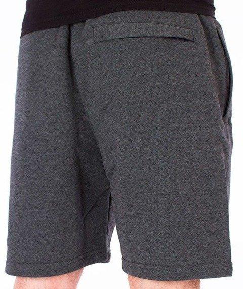 SmokeStory-Skin Krótkie Spodnie Dresowe Grafitowe
