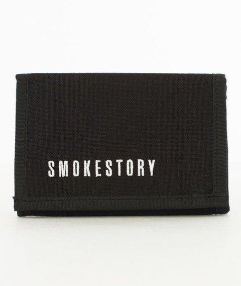 SmokeStory-SmokeStory Portfel Czarny