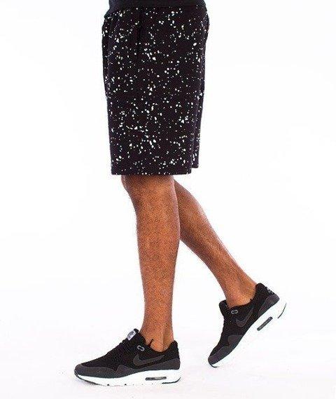 SmokeStory-Splash Krótkie Spodnie Czarne