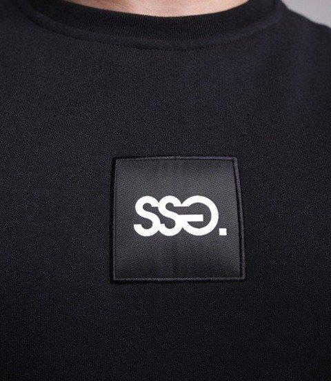 SmokeStory-Square SSG Bluza Czarna