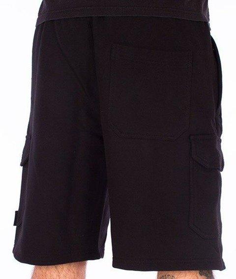 SmokeStory-Tag Krótkie Spodnie Dresowe Czarne