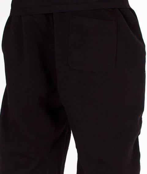 Southpole-Anorak Fashion Fleece Short Spodnie Krótkie Black
