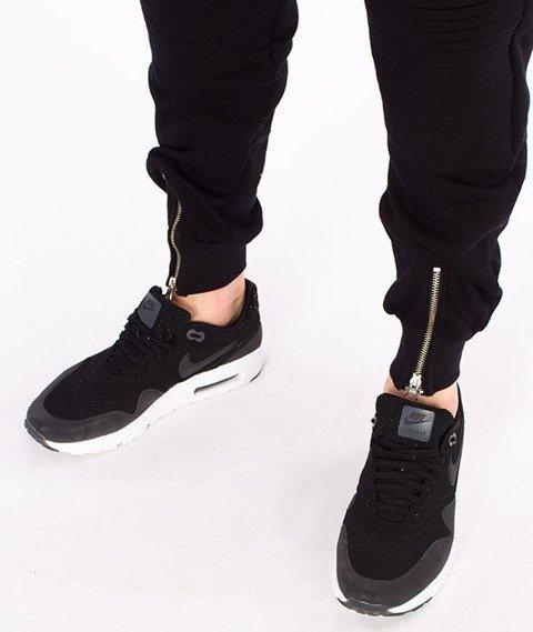 Stoprocent-Armor Jogger Spodnie Czarne
