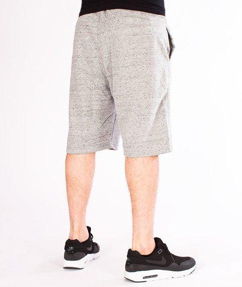 Stoprocent-CS Tag Spodnie Krótkie Melange