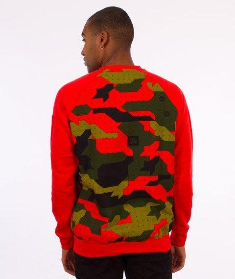 Stoprocent-Camu17 Bluza Camu Red
