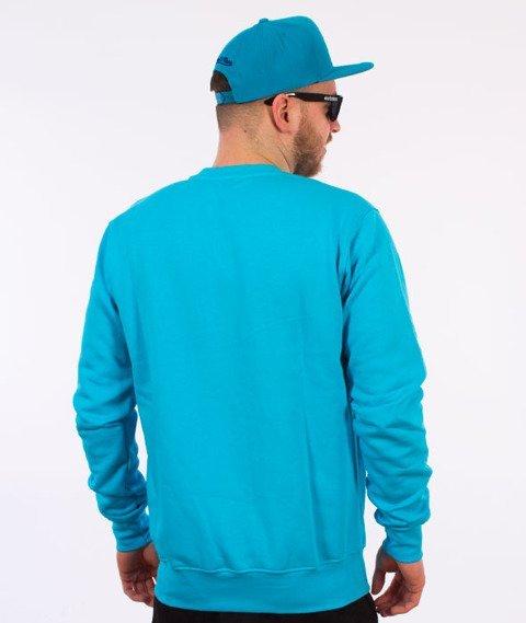 Stoprocent-Ćpaj Sport Bluza Niebieska
