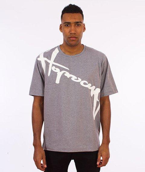 Stoprocent-Downhill 17 T-Shirt Szary