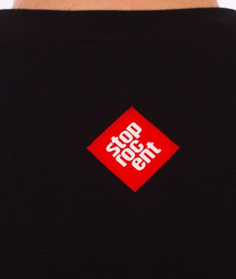 Stoprocent-PS17 T-Shirt Czarny
