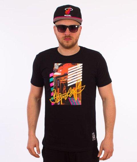 Stoprocent-Redlight T-Shirt Czarny