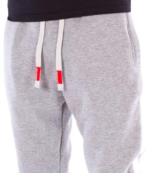 Stoprocent-SDC Dash Spodnie Jogger Dresowe Melange