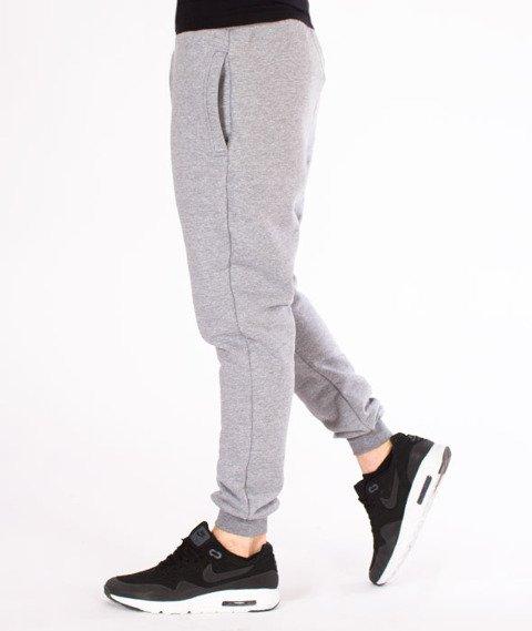Stoprocent-SDC Jogger Base Spodnie Dresowe Melange