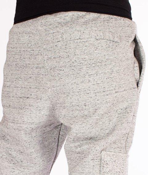 Stoprocent-SDC Jogger Vintage Spodnie Dresowe Melange