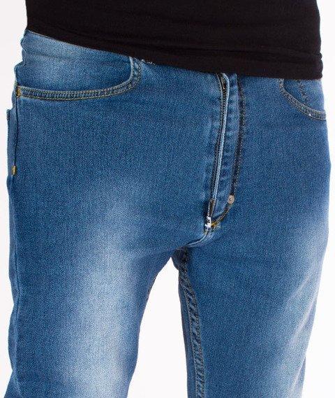 Stoprocent-SJC Academic Jeans Blue