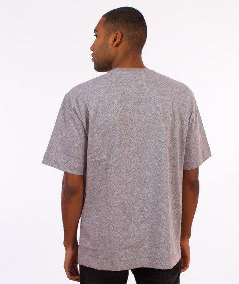 Stoprocent-Sen T-shirt Szary Melanż