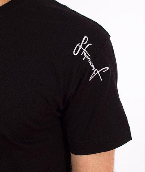 Stoprocent-Slim Base T-Shirt Black