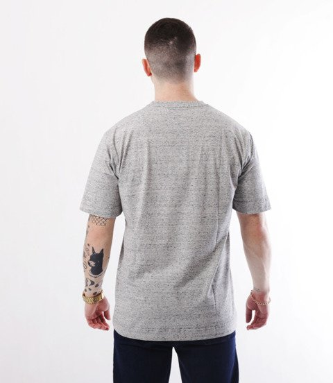 Stoprocent-T-SHIRT BAGGY TM BASE TAG MELANGE NOPKI