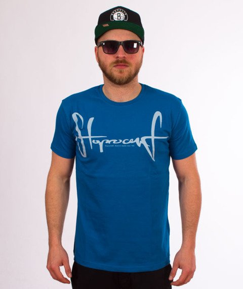 Stoprocent-TMS Slimtag T-Shirt Dark Blue