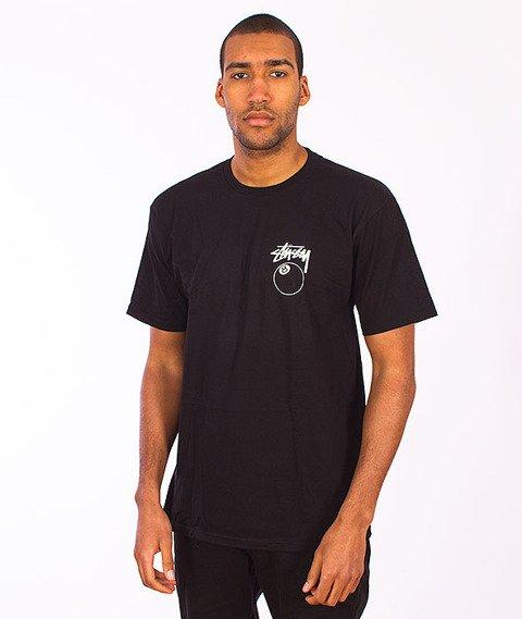 Stussy-8 Ball T-Shirt Black