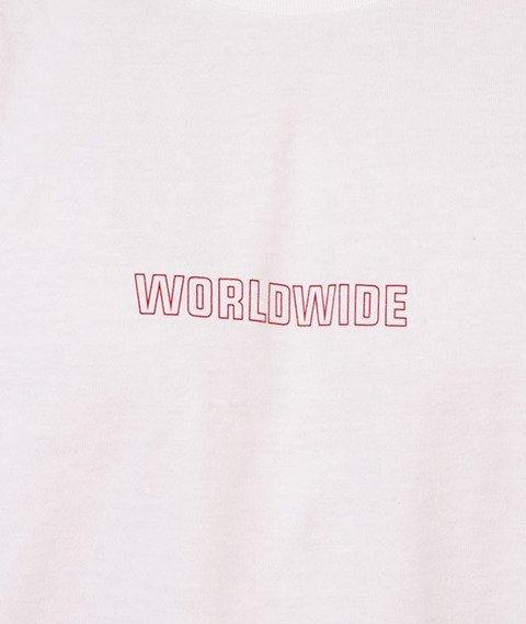 Stussy-Circle Tour T-Shirt White