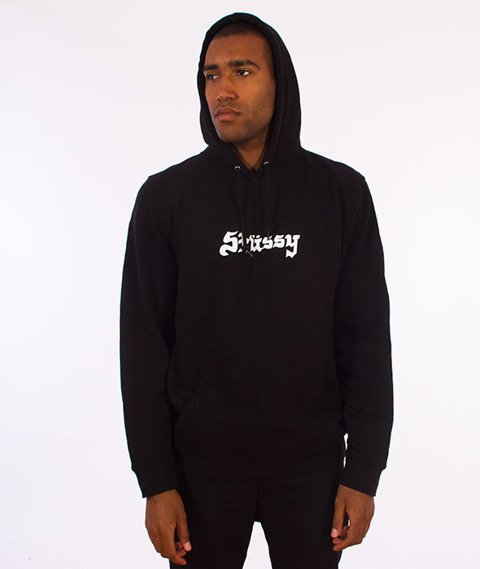 Stussy-Death Valley Hood Bluza Kaptur Black