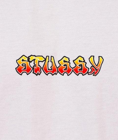 Stussy-High Power Sound Longsleeve White