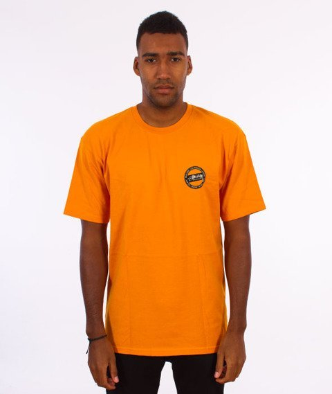 Stussy-International Dot T-Shirt Apricot