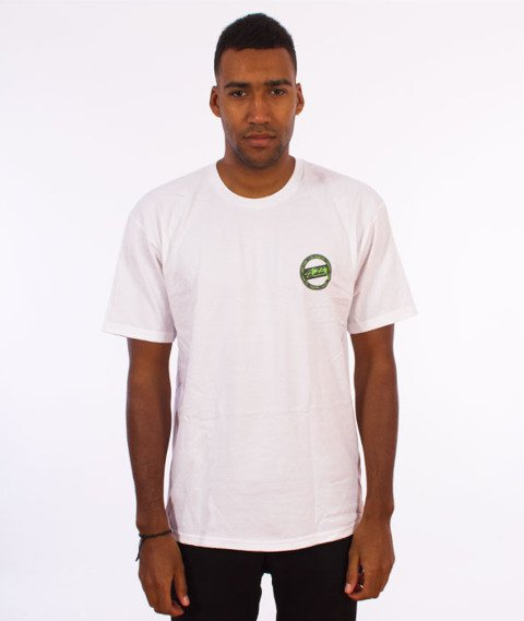 Stussy-International Dot T-Shirt White