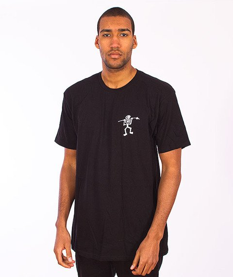 Stussy-S Warrior Tee Black