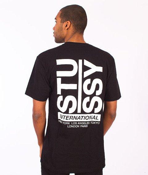Stussy-Stussy 90 Tee Black
