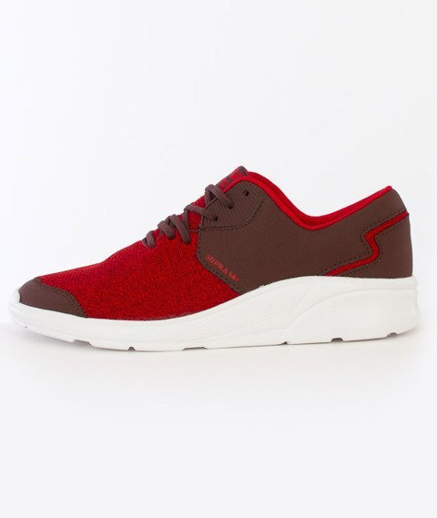 Supra-Noiz Red Heather/White [S56015]