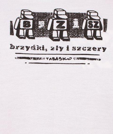 Tabasko-BZS T-Shirt Biały