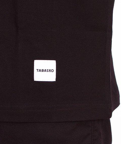 Tabasko-Giant T-Shirt Czarny