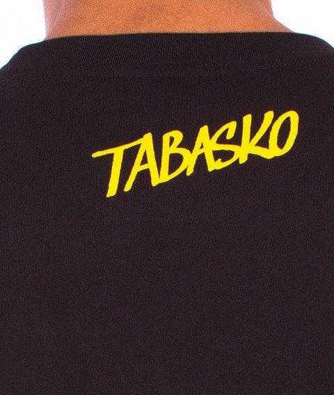 Tabasko-Hearts T-Shirt Czarny