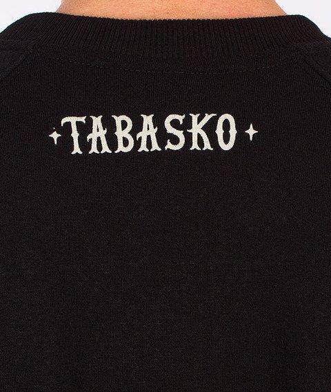 Tabasko-Nie Lubię Poniedziałków Bluza Czarna