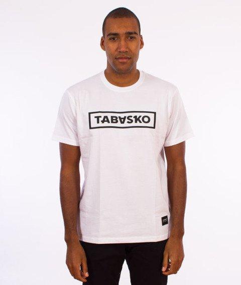 Tabasko-Reverse T-Shirt Biały
