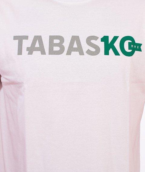 Tabasko-TabasKO T-Shirt Biały