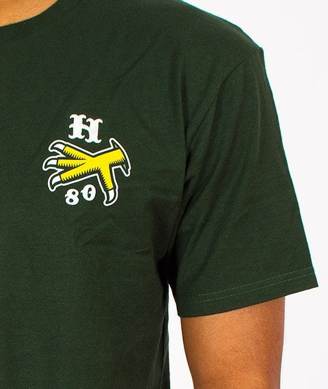 The Hundreds-Fly Time T-Shirt Forest Green