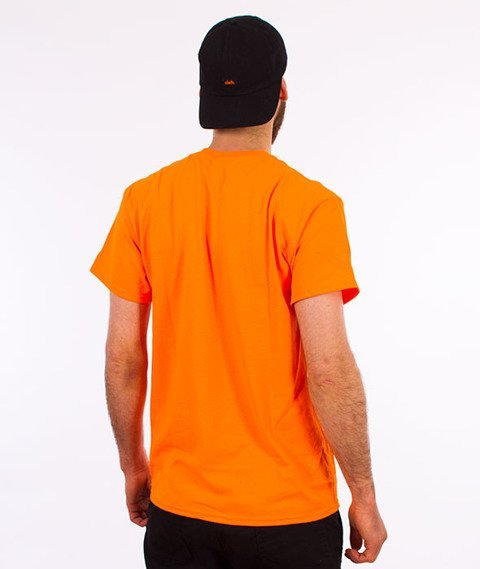 Thrasher-Skategoat T-Shirt Orange