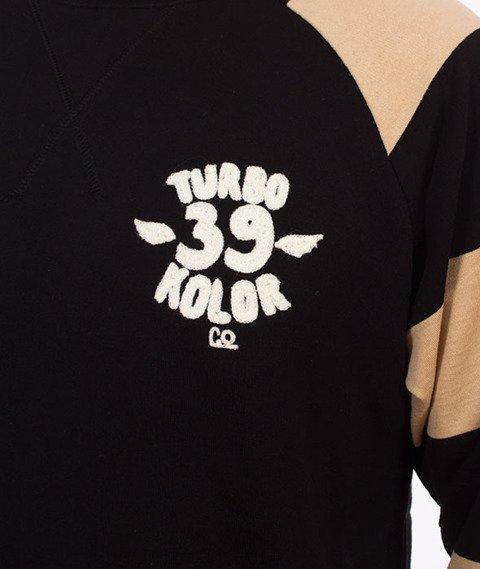 Turbokolor-Baller Crewneck Bluza Czarna