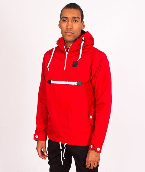 Turbokolor-Freitag Jacket Red/Watherproof SS16